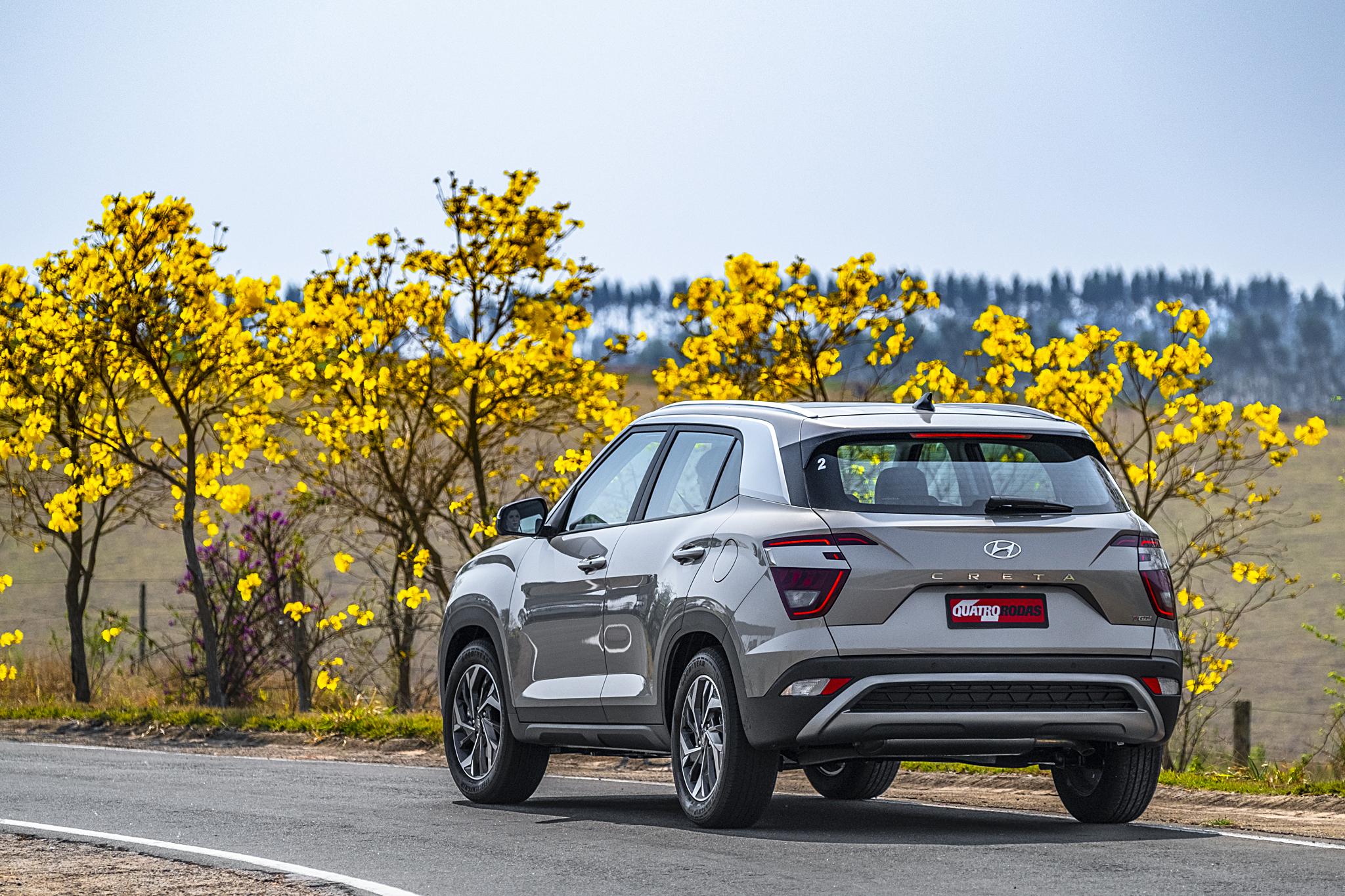 Novo Hyundai Creta testado por QUATRO RODAS