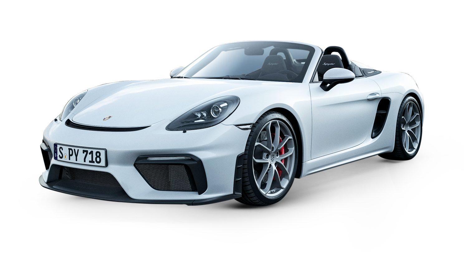 Porsche 718 Spyder 4.0