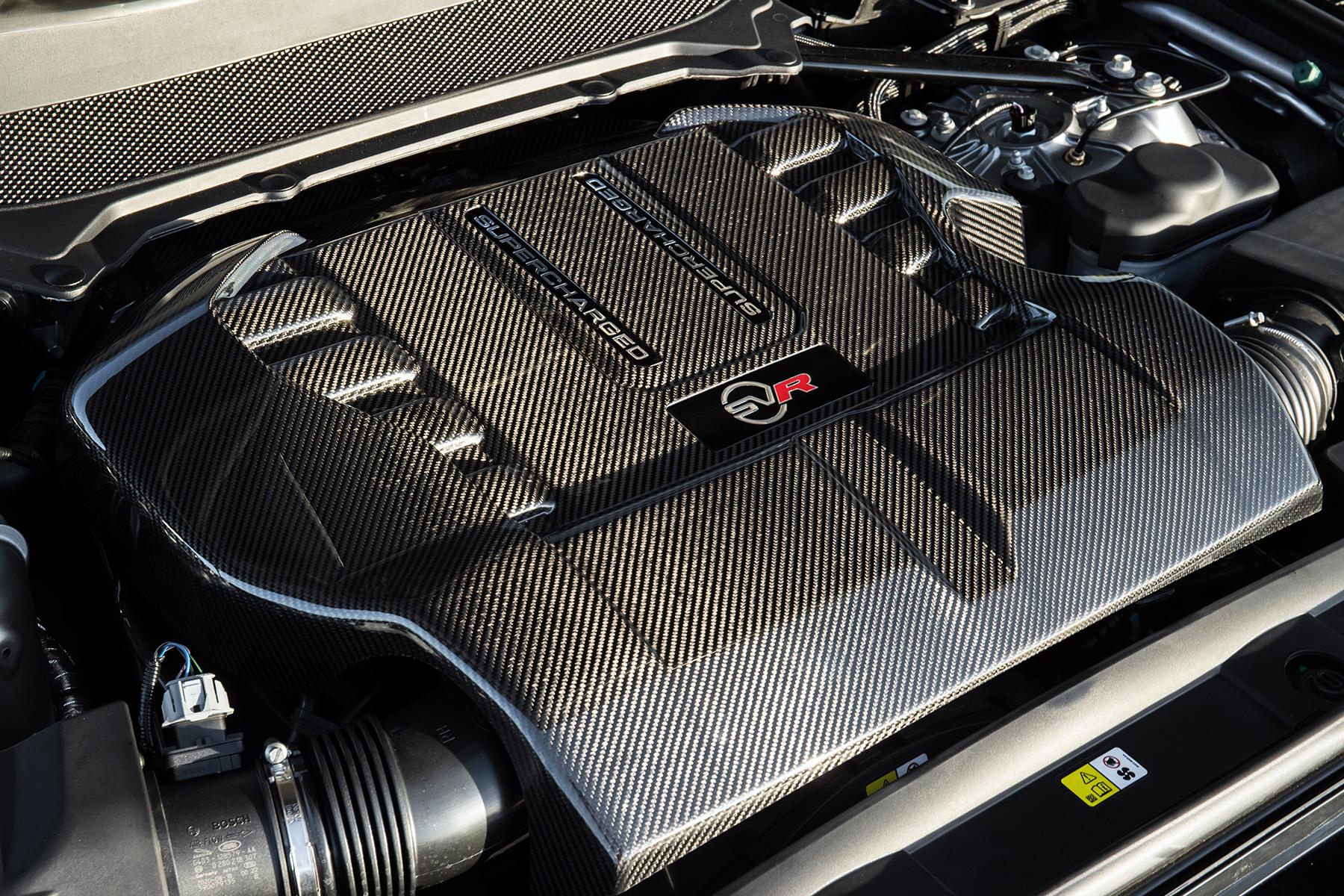 motore RR Sport Carbon