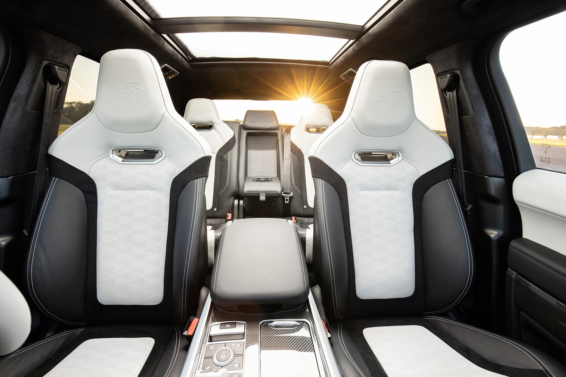 Interior RR Carbon