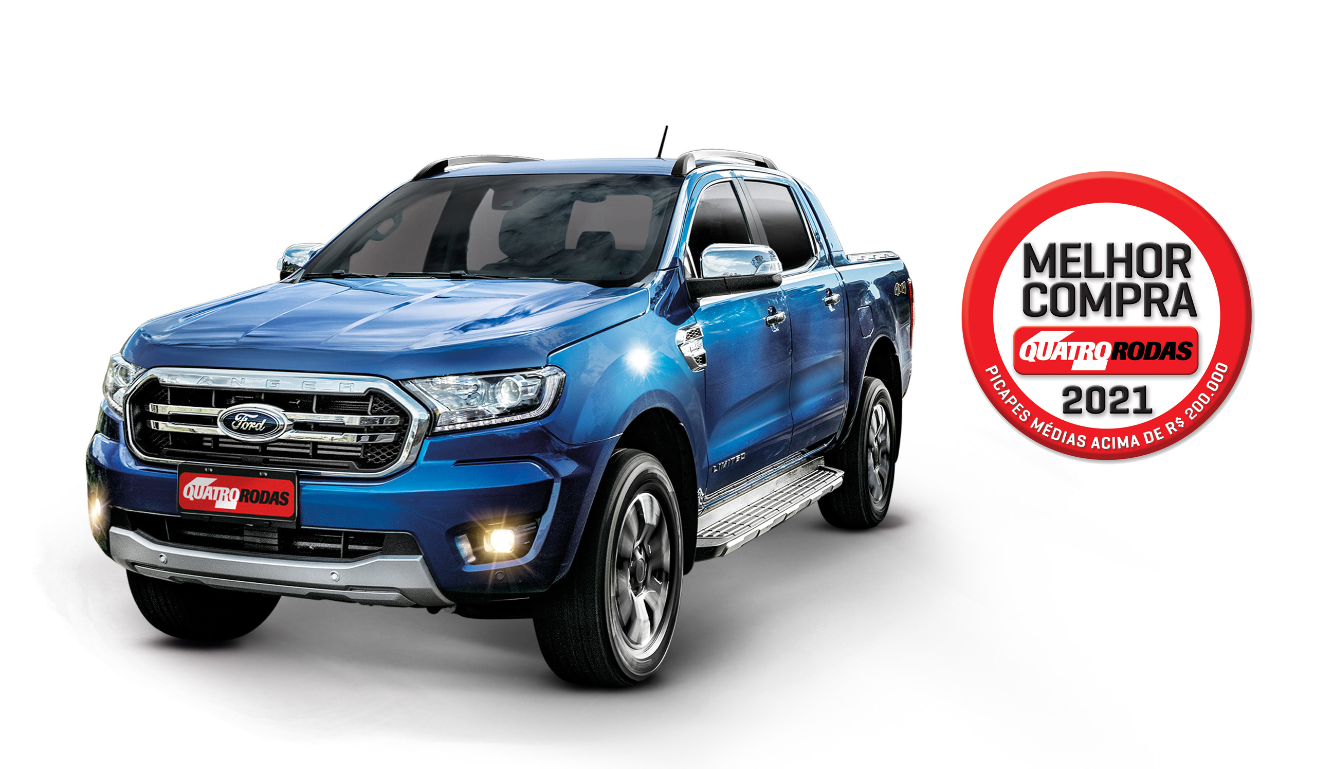 Ford Ranger Limited 3.2 D 4x4 AT
