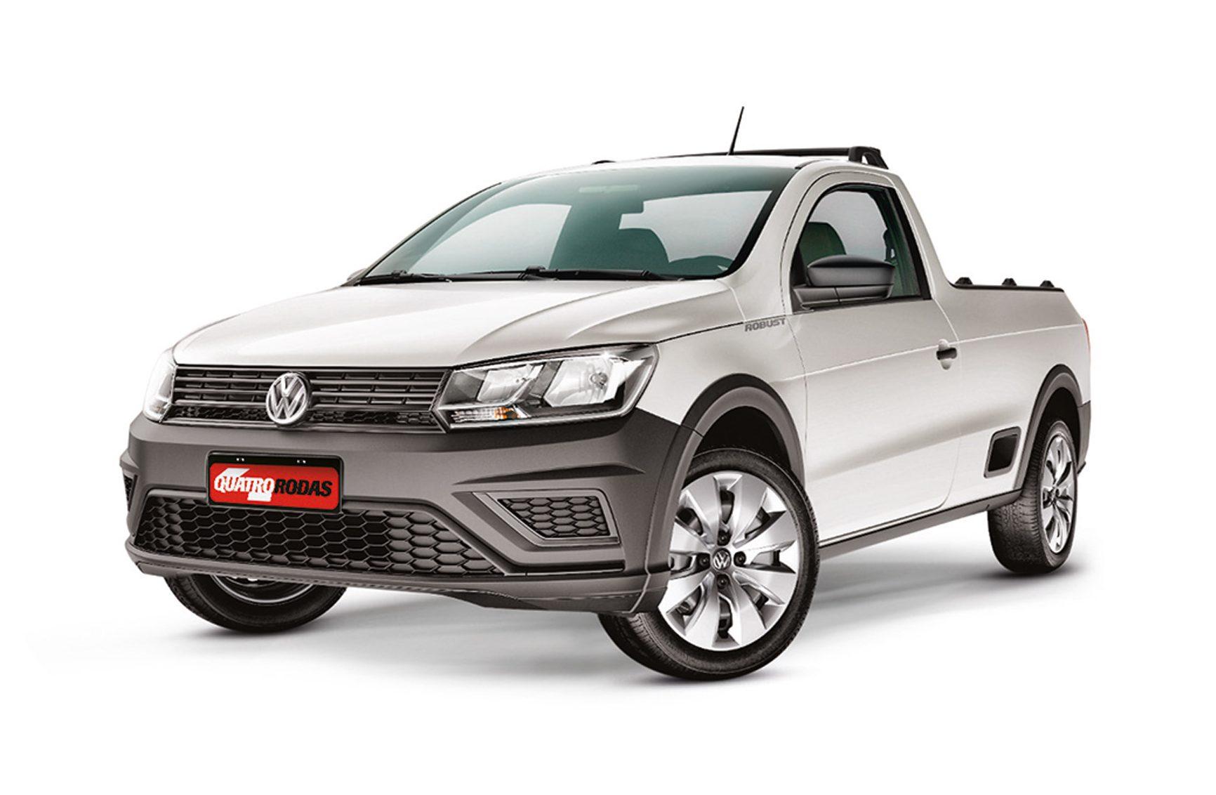 VW Saveiro Robust CS
