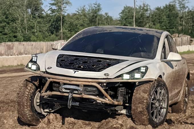 Tesla Mad Max 1