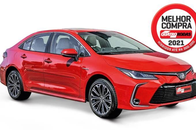 Toyota Corolla Altis Hybrid