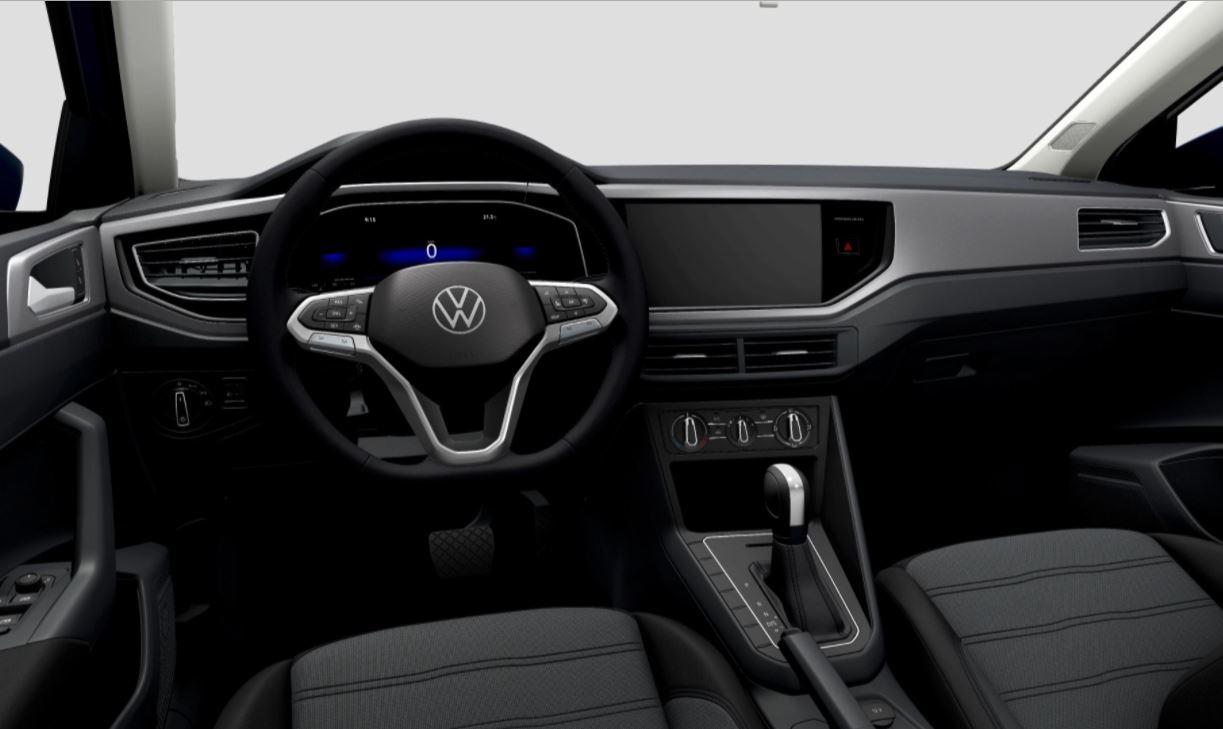 Painel do VW Nivus Comfortline 2022