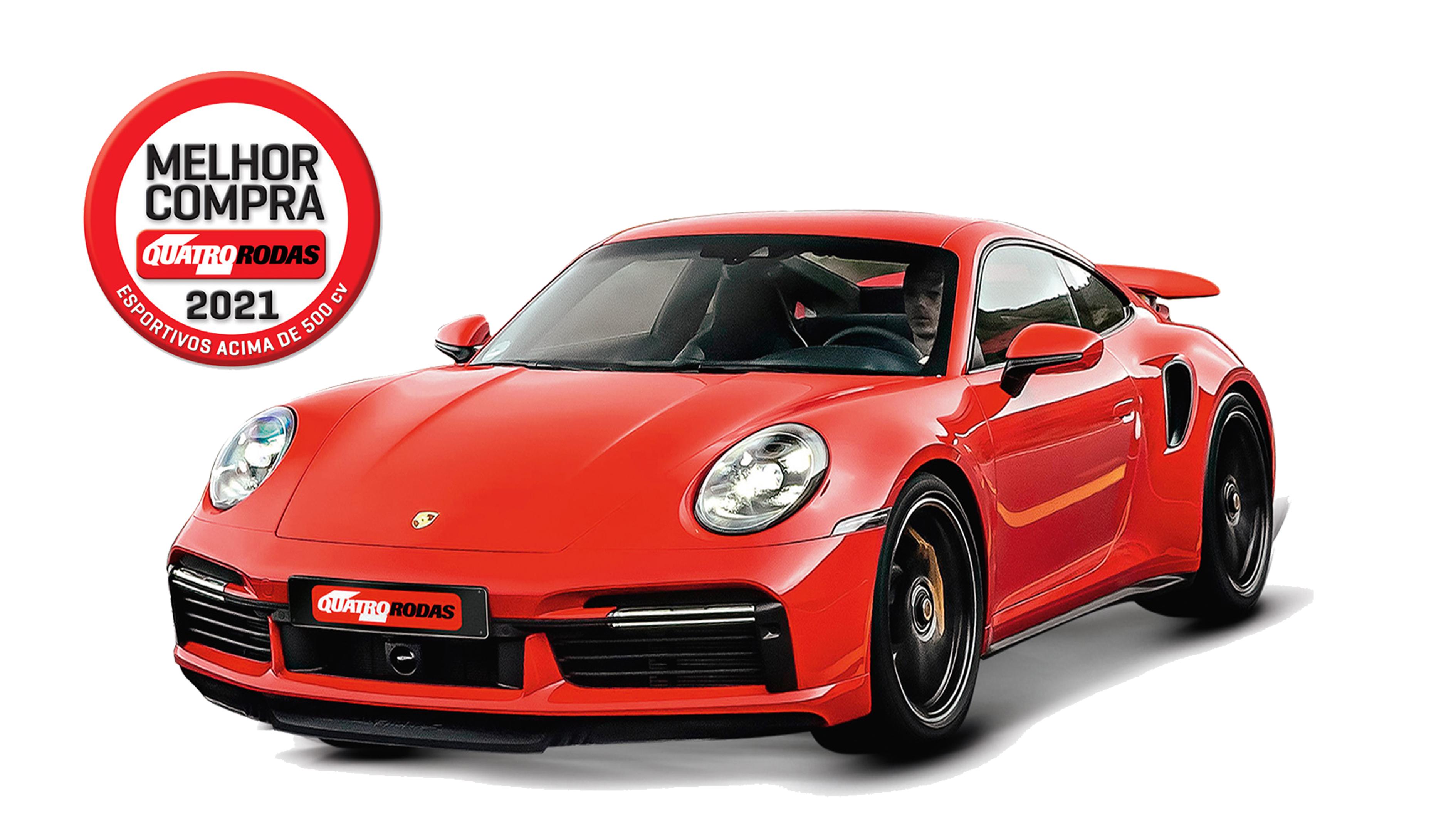 Porsche 911 Turbo S 3.7