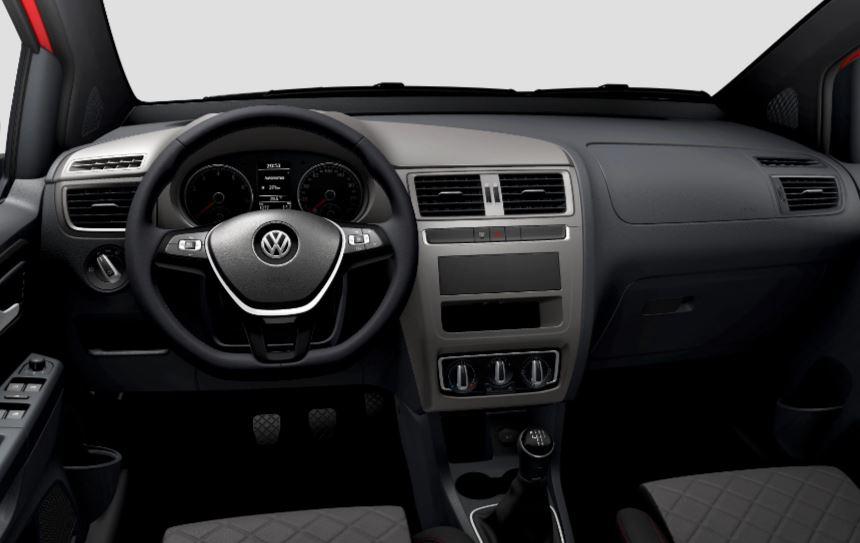 Painel Volkswagen Fox