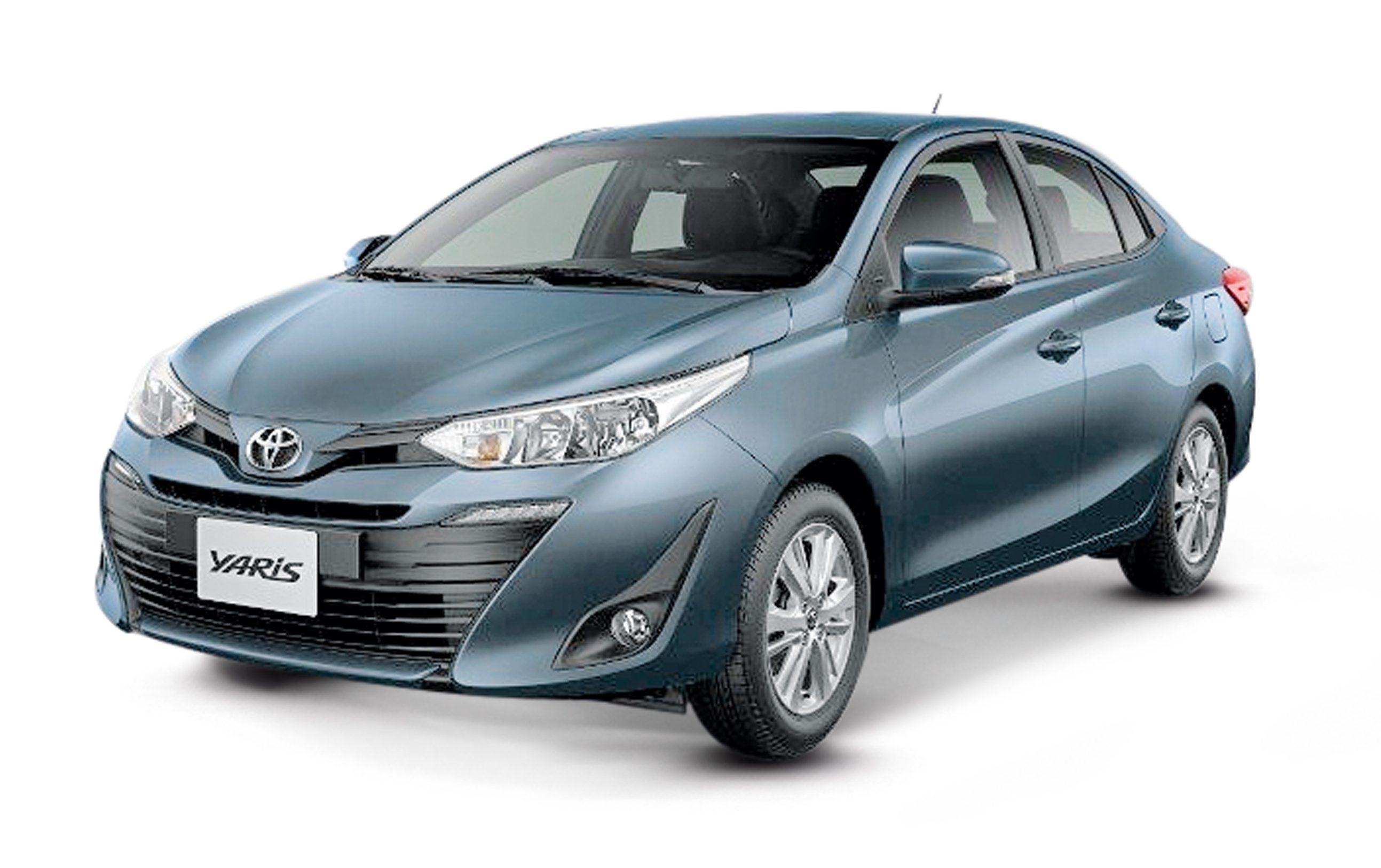 Toyota Yaris Sedan XL Live Aut.