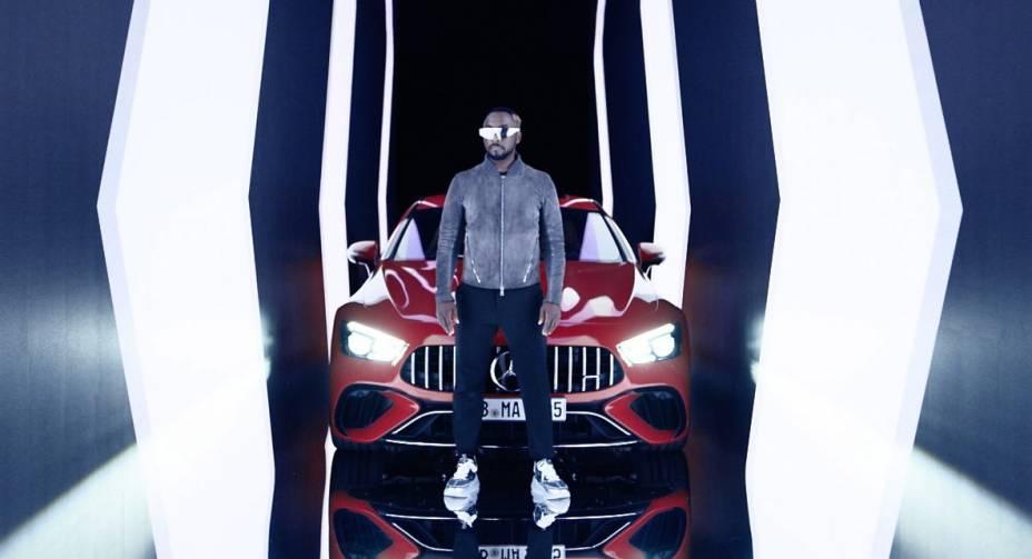 Rapper will.i.am será o embaixador e garoto propaganda do Mercedes-AMG GT 63 E Performance