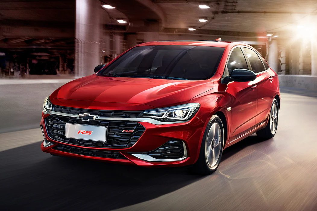 Chevrolet Cavalier estreia no México com preço de Cruze e motor do Monza