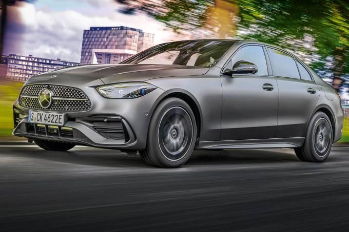 Mercedes-Benz C 300e Saloon; Meet Mercedes;Immendingen 2021