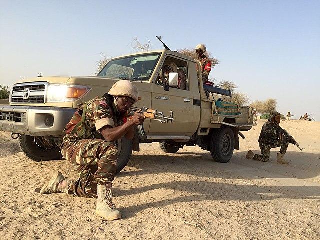 Boko Haram Toyota