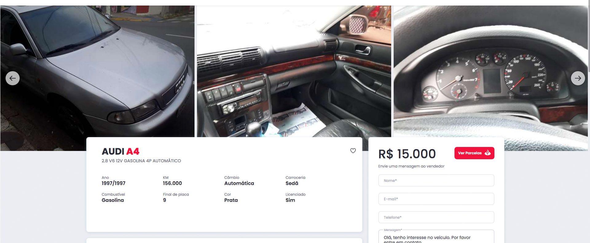 Audi A 4 97