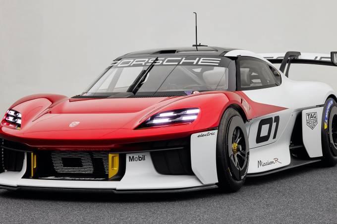Carro-Conceito Porsche Mission R (27)