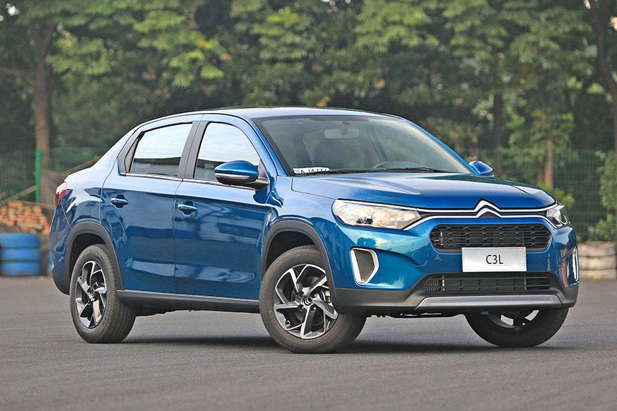 Citroën C3L é sedã compacto exclusivo para a China, mas já segue nova linguagem de design