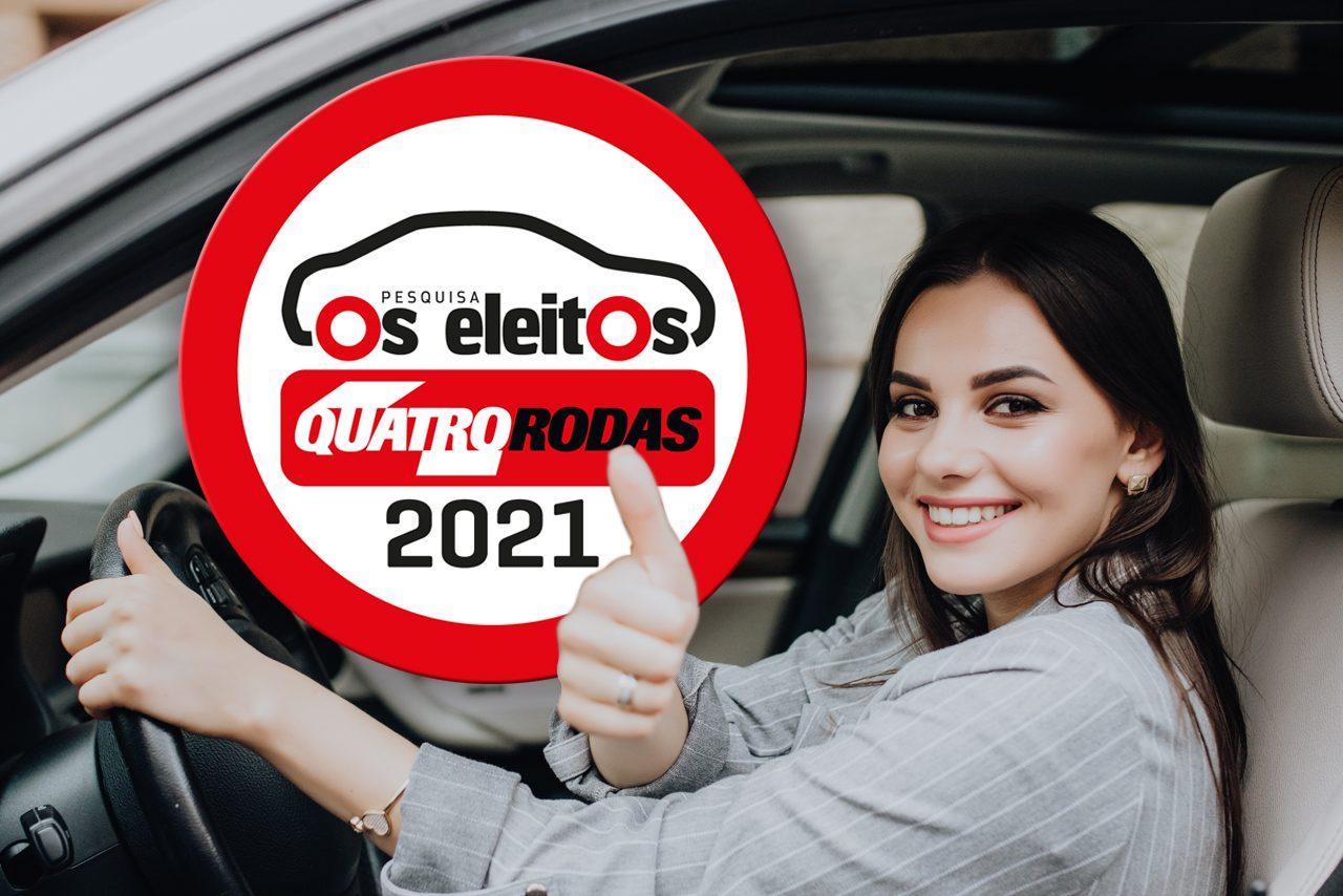 Pesquisa Os Eleitos 2021: chegou a hora de você avaliar seu próprio carro