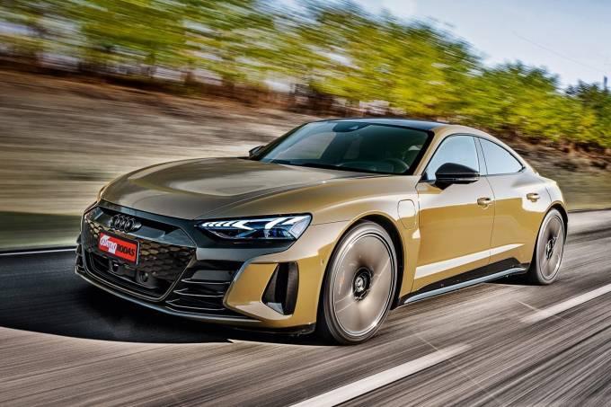 Audi RS ETRON