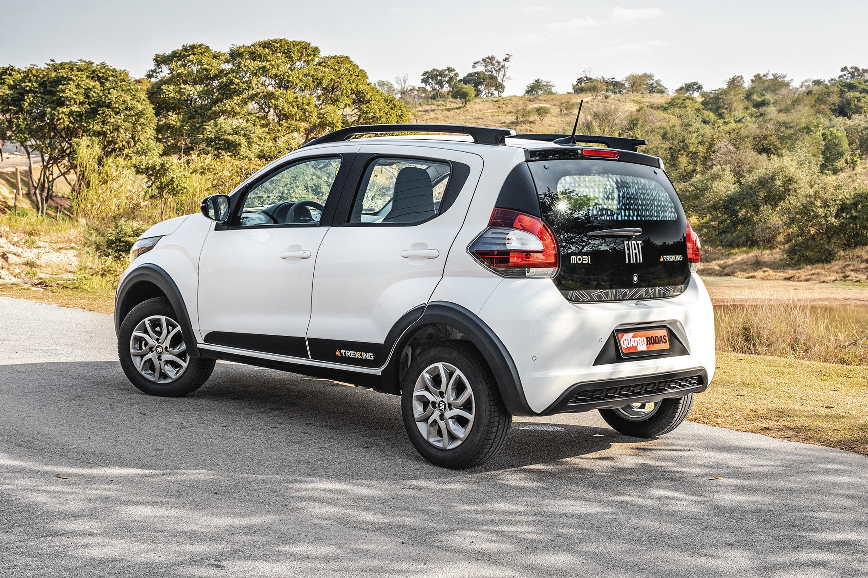 Fiat Mobi Trekking