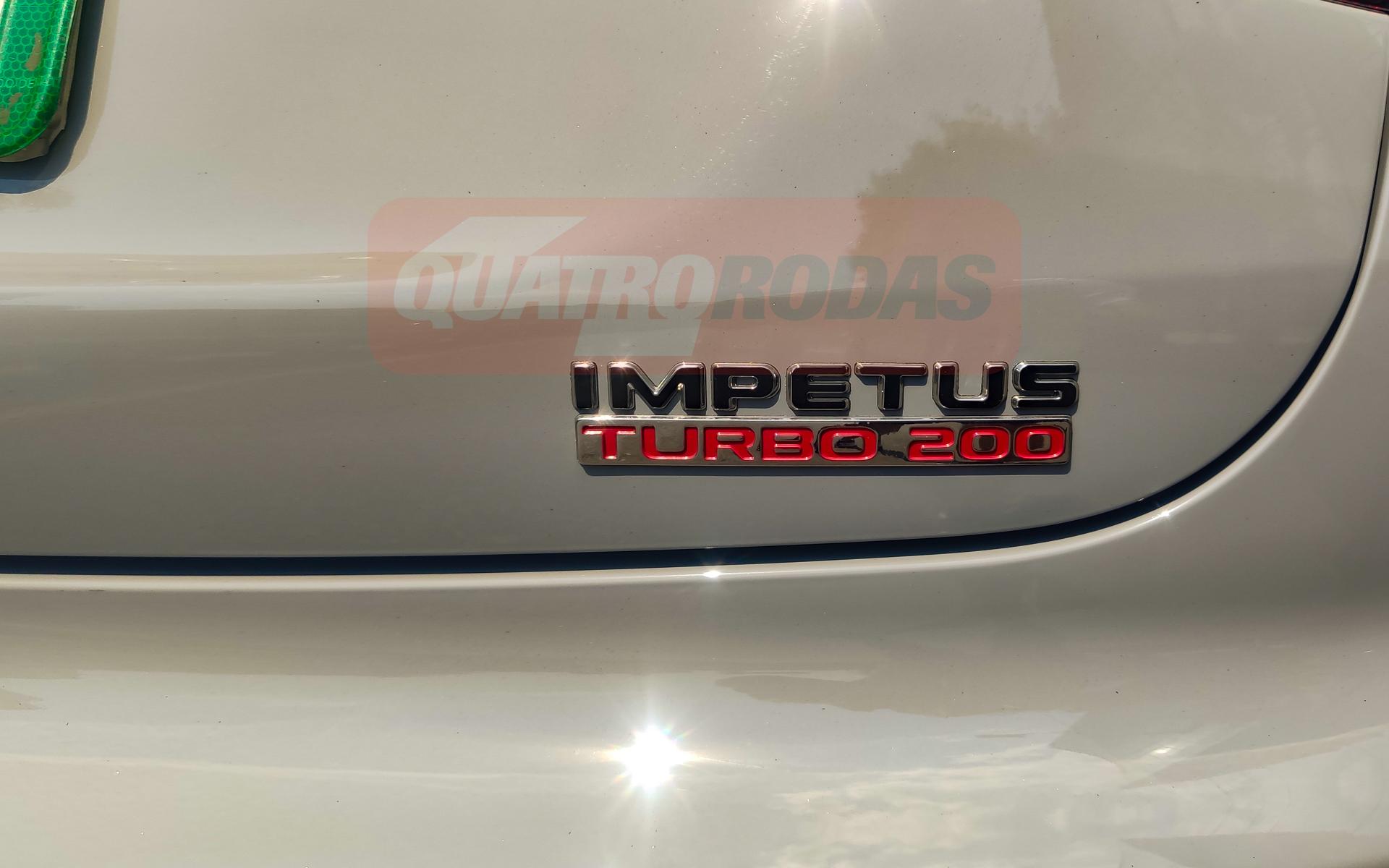 Como adiantado por QUATRO RODAS, eis o Pulse Impetus Turbo 200 — agora assumindo a identidade