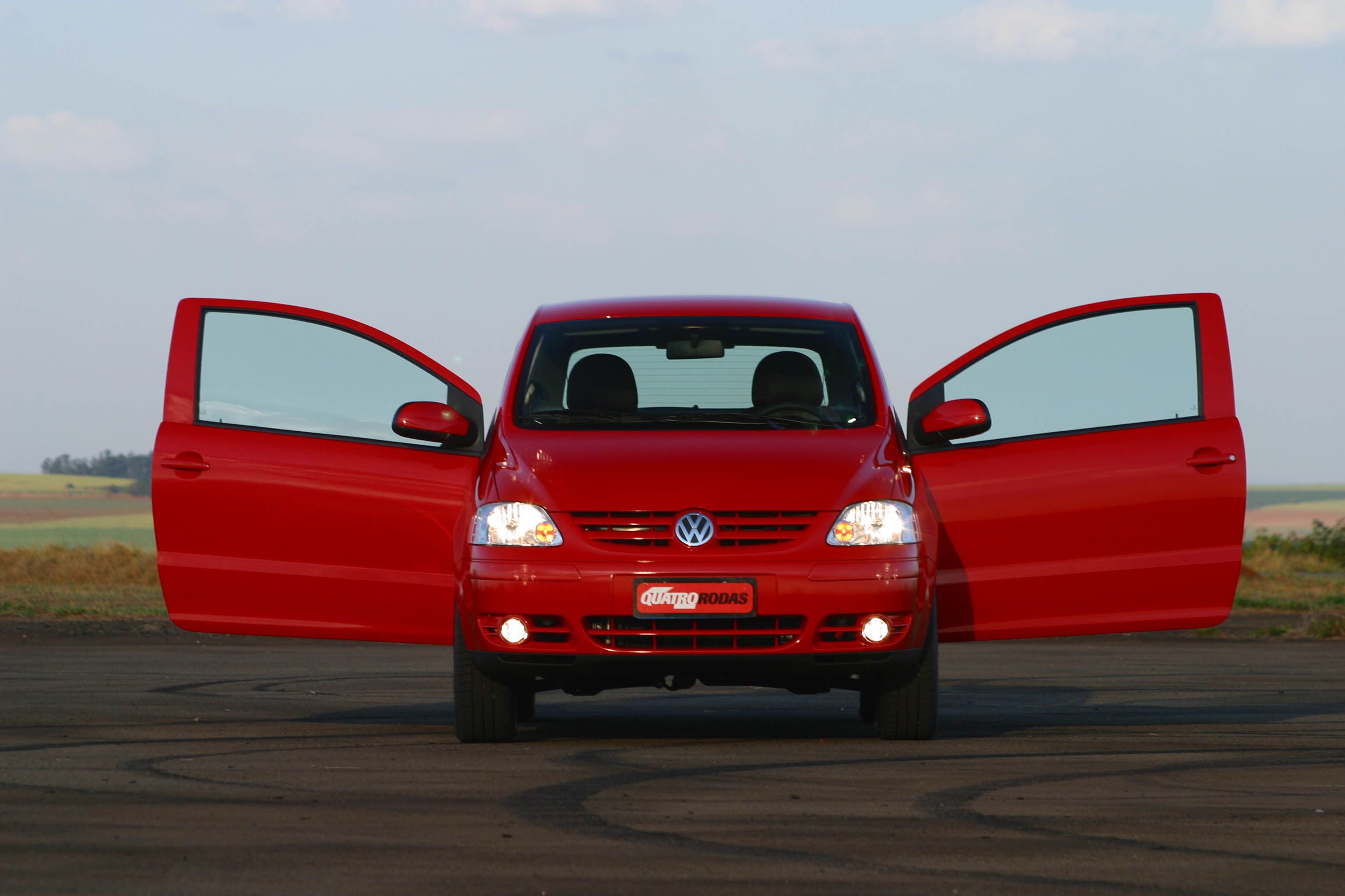 VW Fox 1.6 Sportline