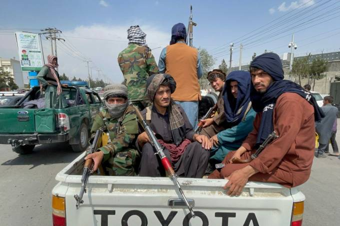 Talibã tomou a capital Cabul em 15 de agosto