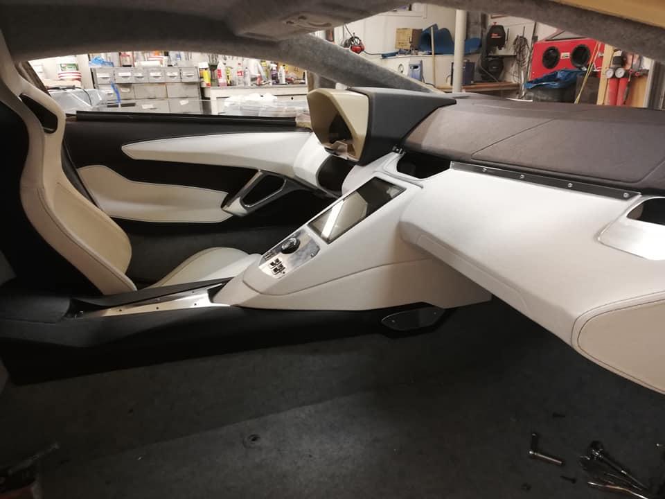 Lamborghini Aventador Sthety Steinar Thyholdt