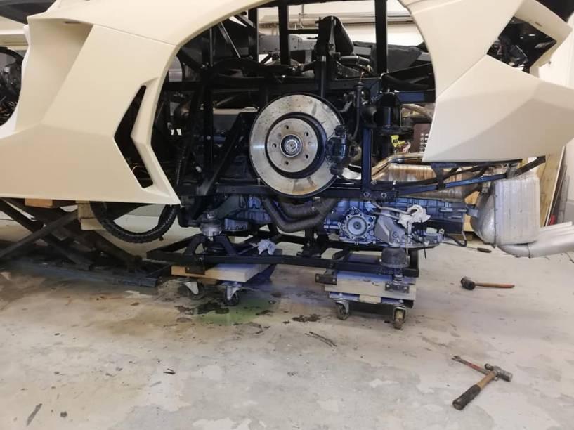 Sistemas de freio vieram do BMW 750i