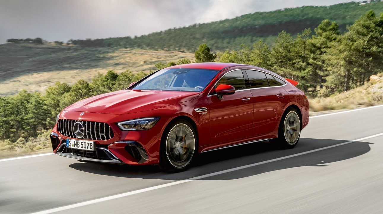 Mercedes-AMG GT 63 E Performance Lands With 831 HP