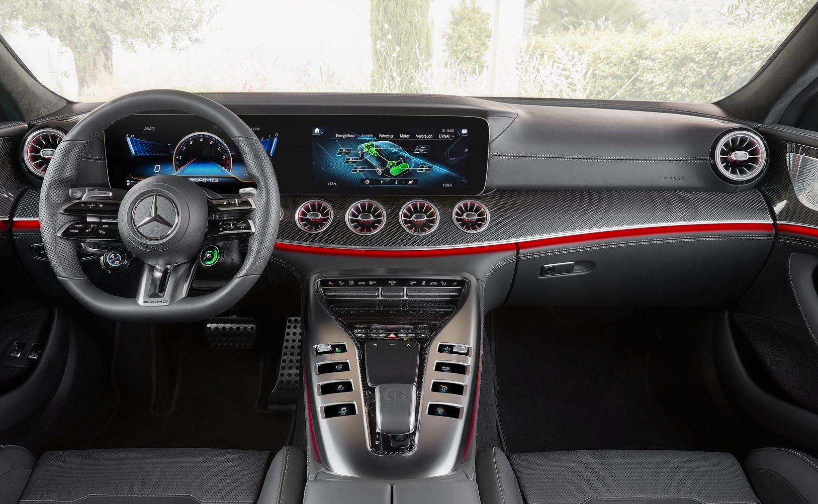 Mercedes-AMG GT 63 E Performance