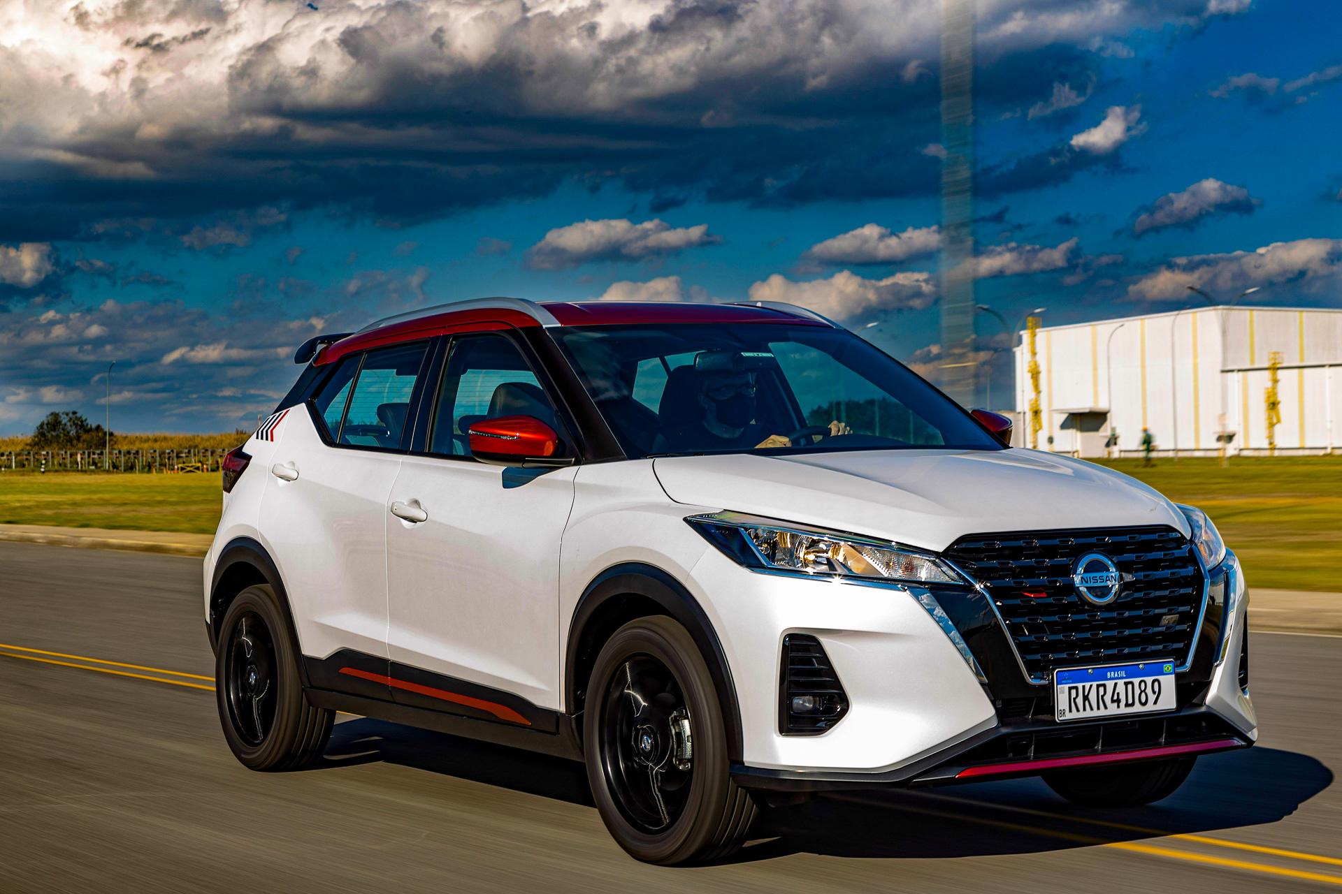 Novo Nissan Kicks XPlay será limitado a 1.000 unidades