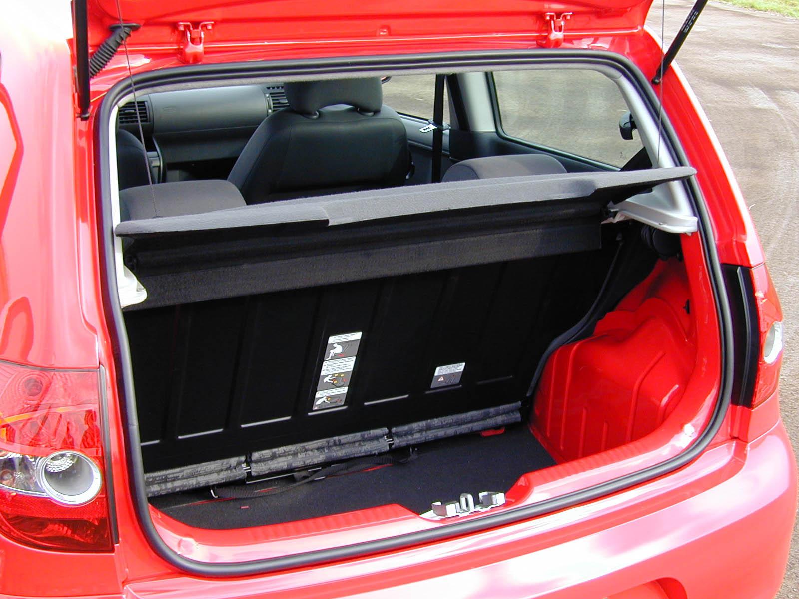 Porta-malas Fox 1.6