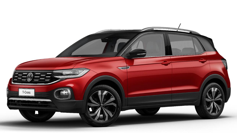 VW T-Cross 2022 perde câmbio manual e ganha equipamentos de Nivus e Taos