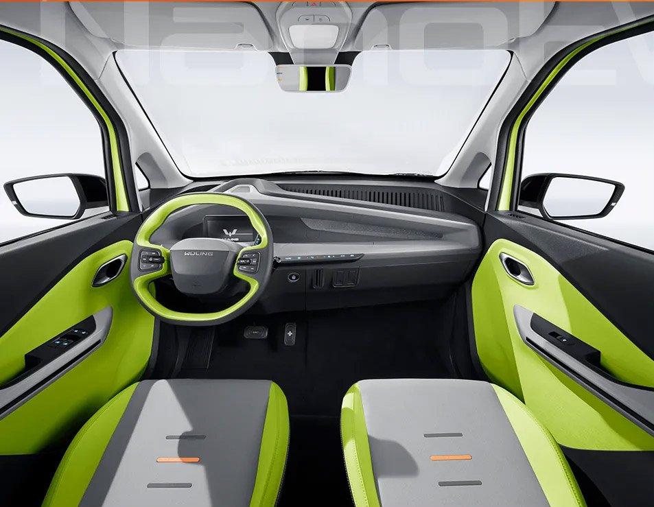 Wuling-Nano-EV-China