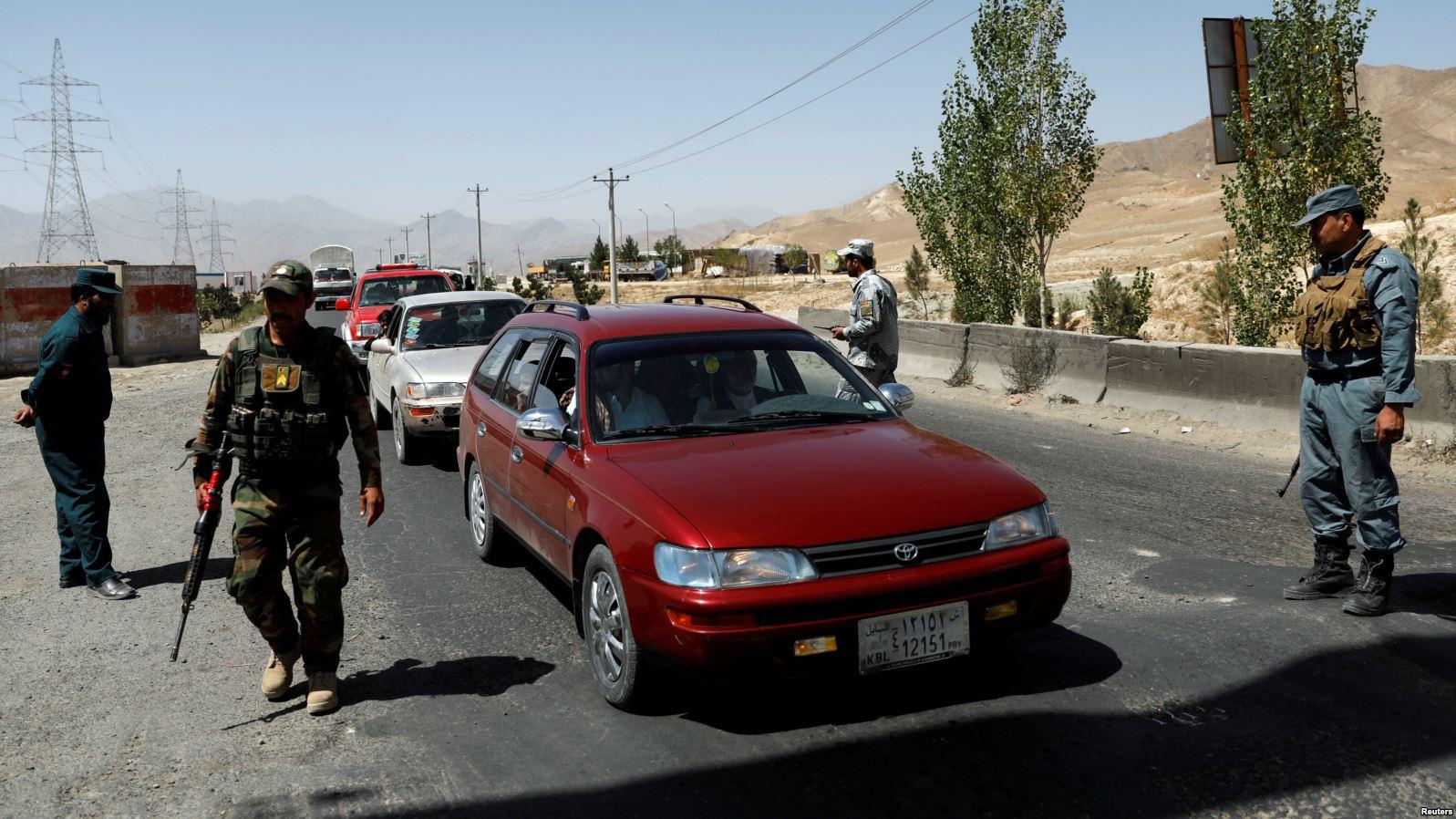 Corolla Afeganistão