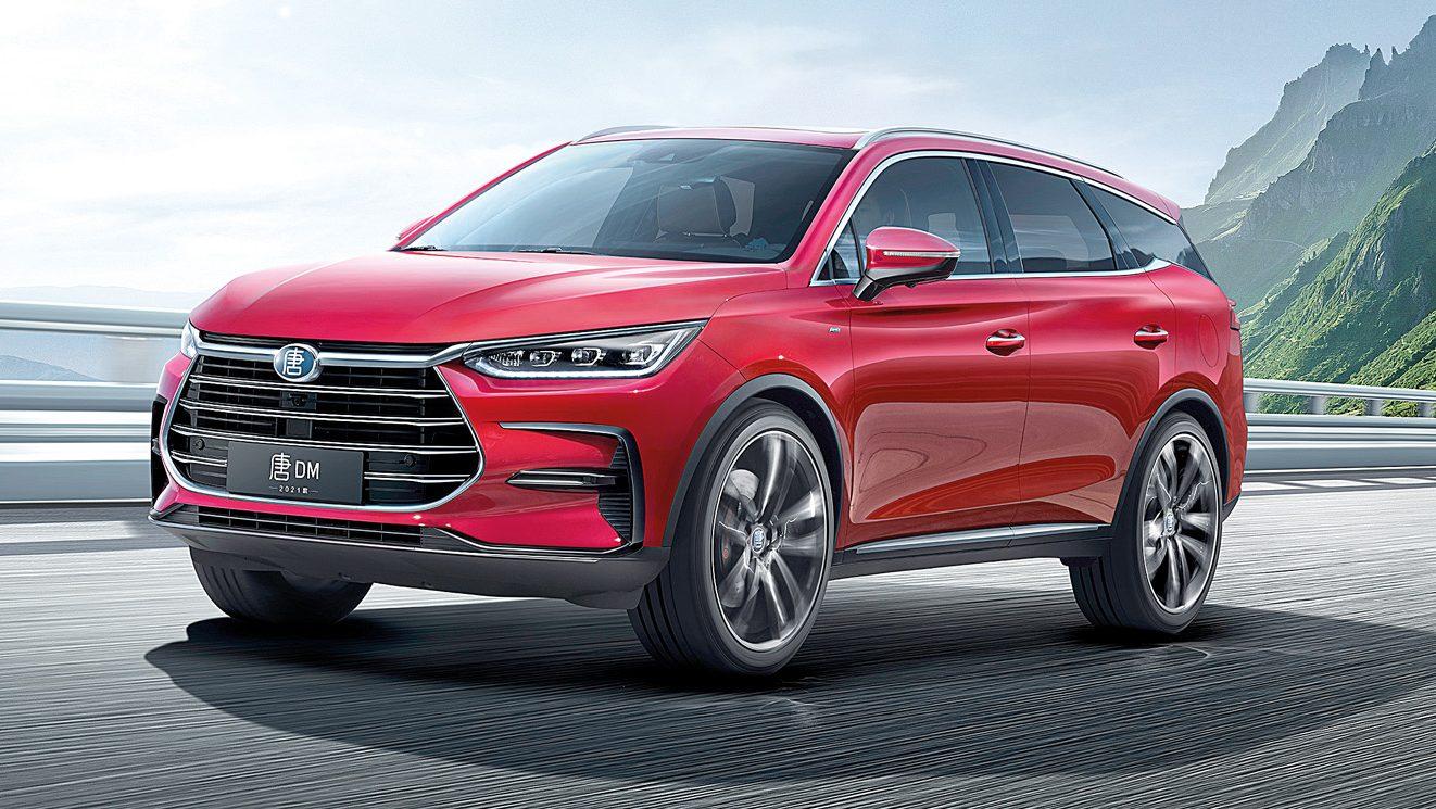 De olho em Audi e Volvo, chinesa BYD terá SUVs e sedãs elétricos no Brasil