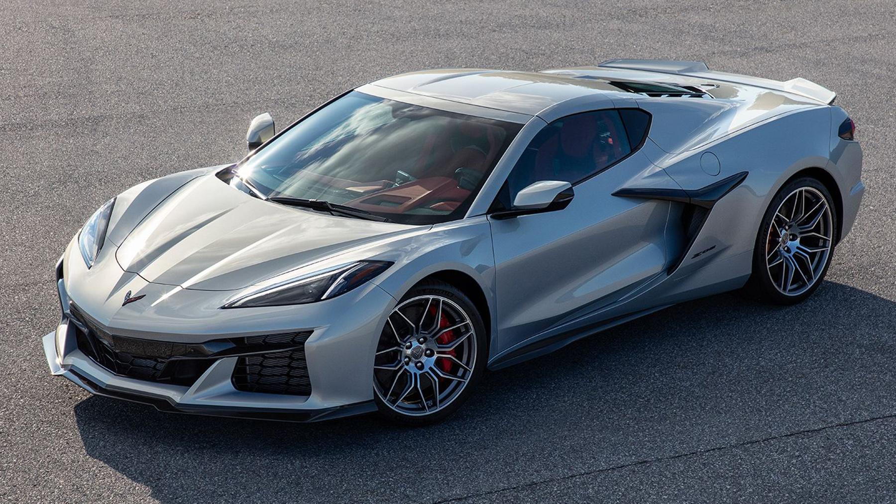 Corvette Z06 frente