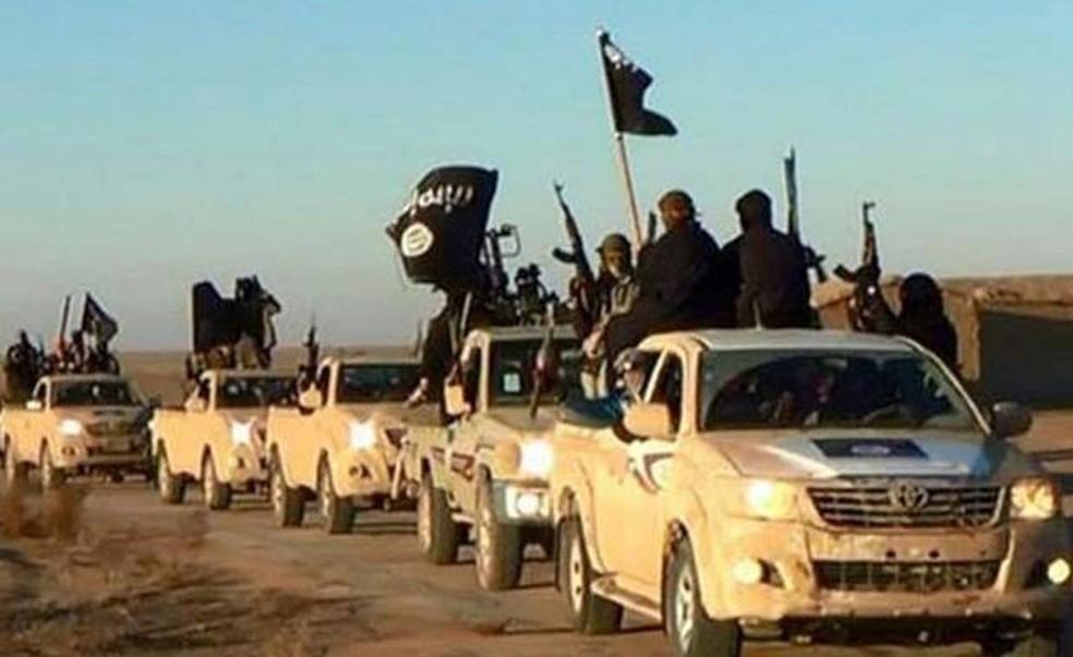 Comboio ISIS