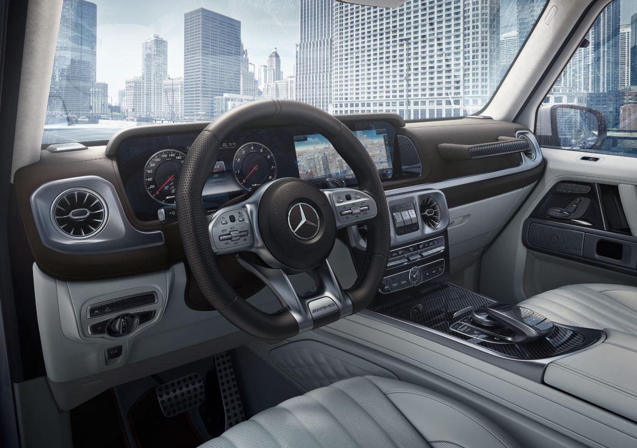 Mercedes-AMG G 63 Magno