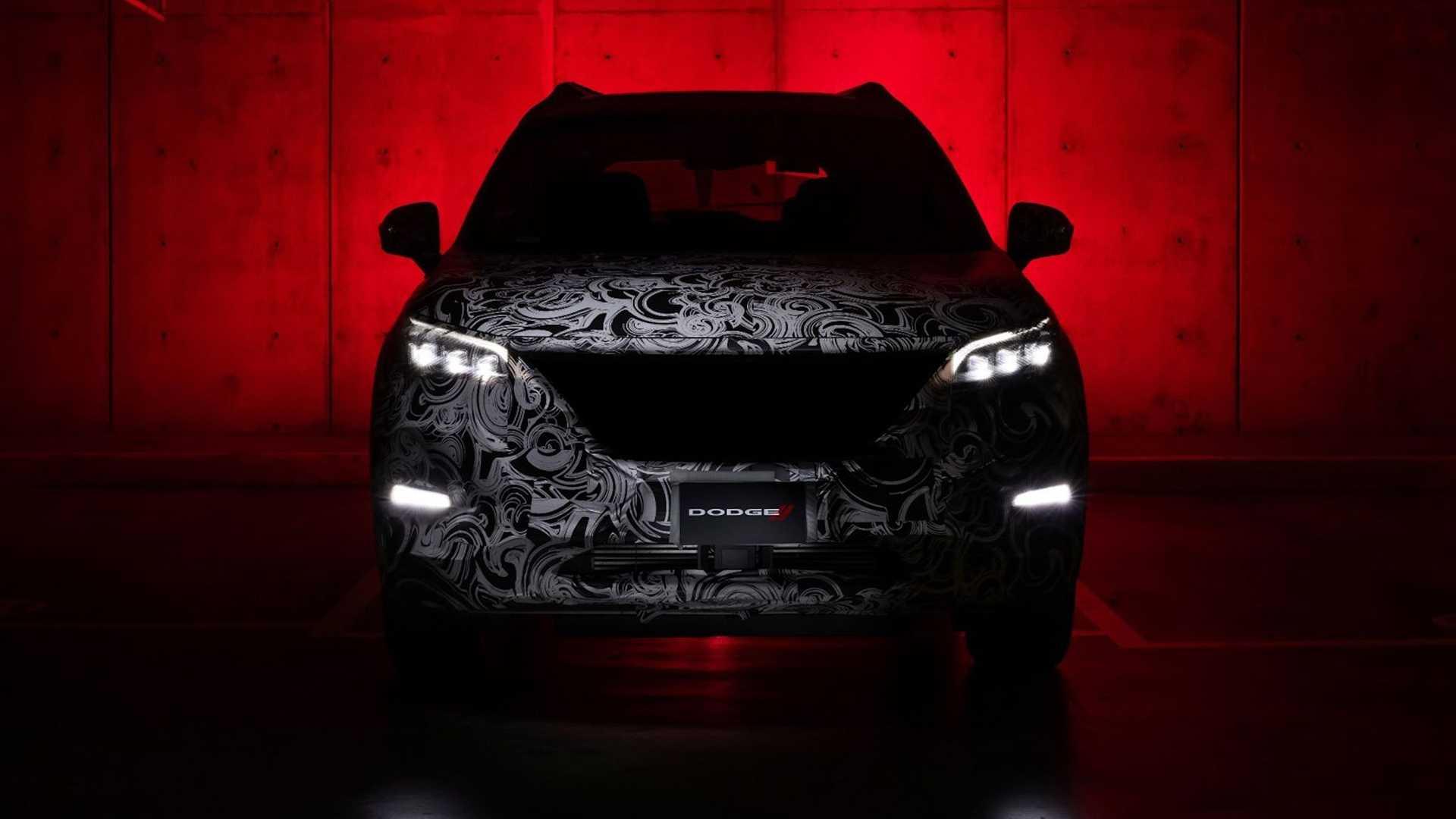 Dodge anuncia SUV misterioso baseado no SUV chinês GAC GS5