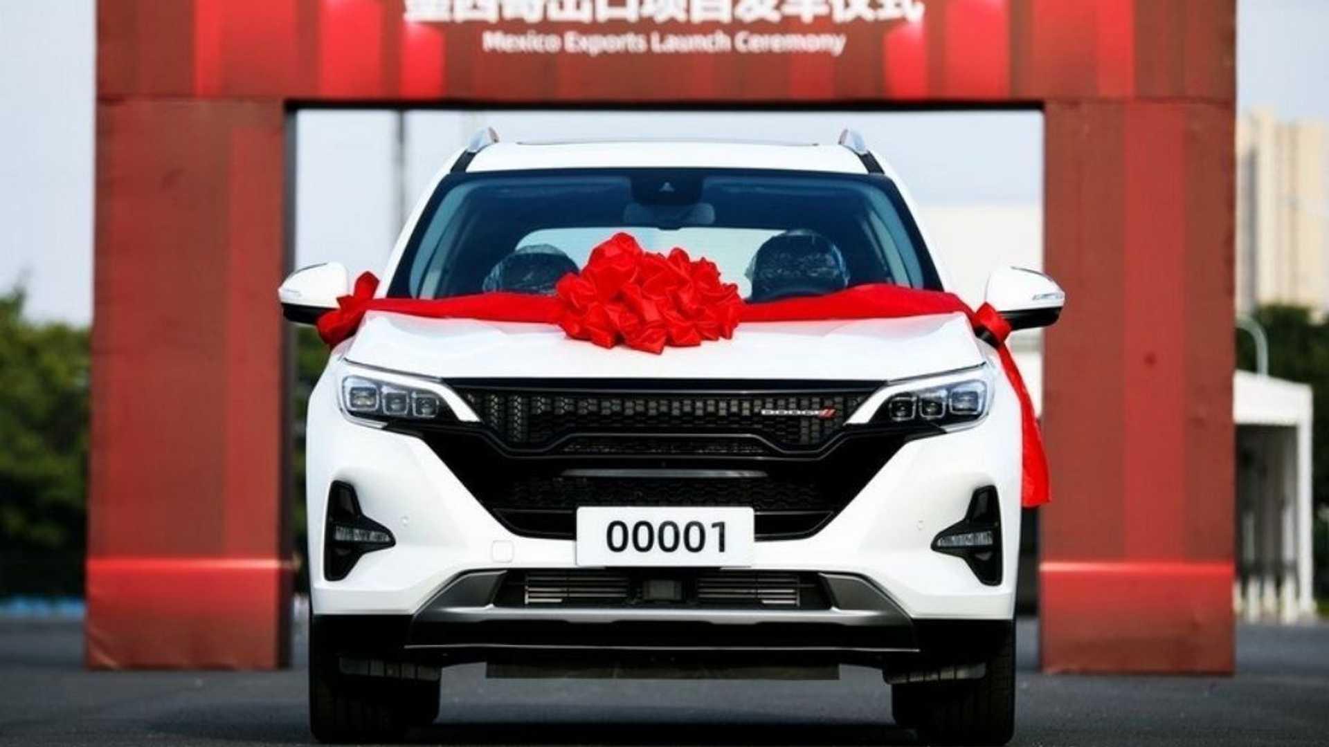 Dodge Journey fabricado na China