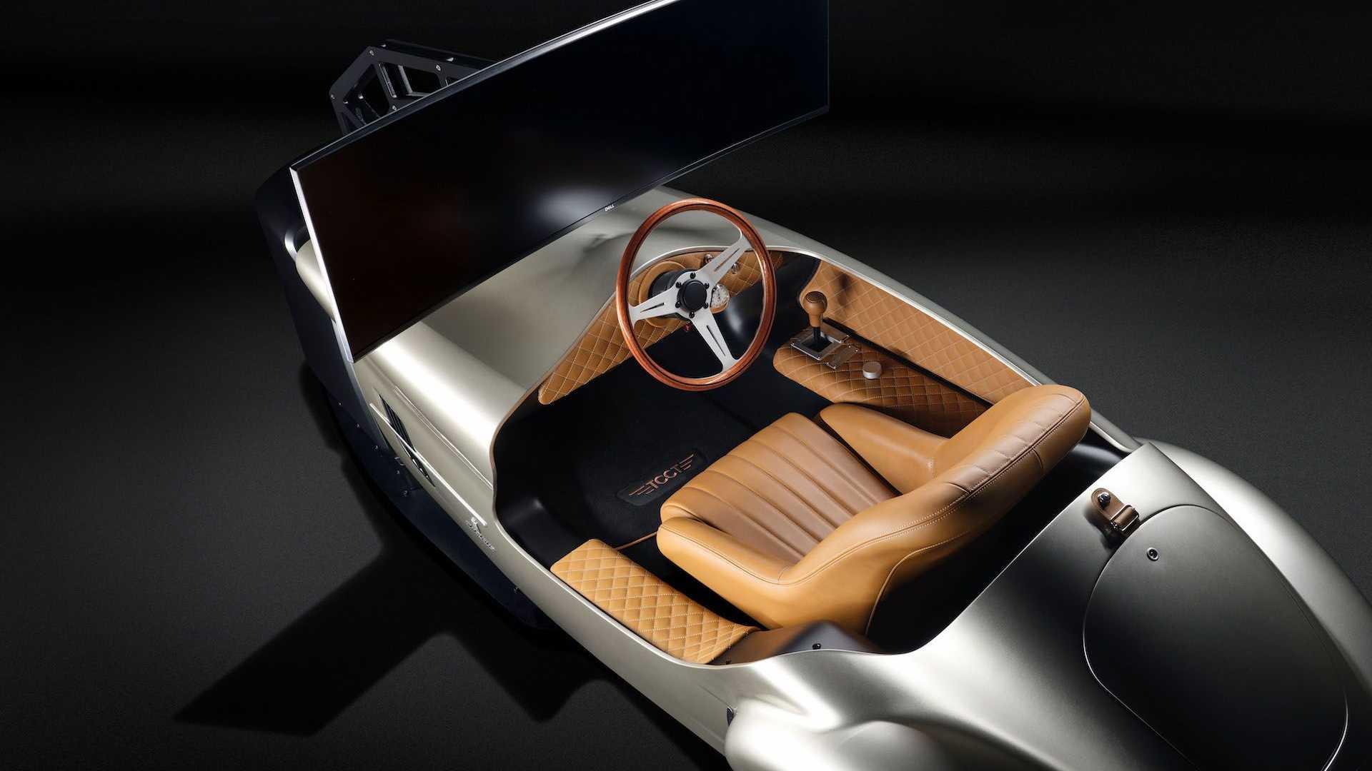 Pininfarina interior simulador