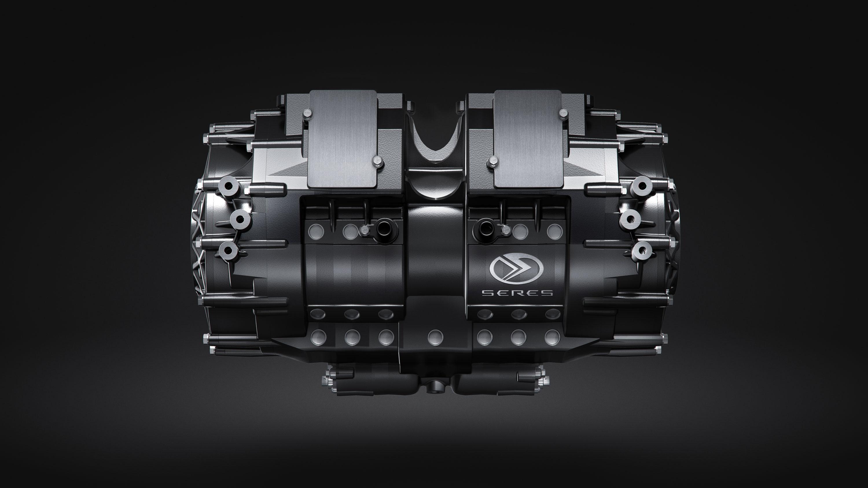 Na versão AWD cada eixo conta com um par de motores elétricos