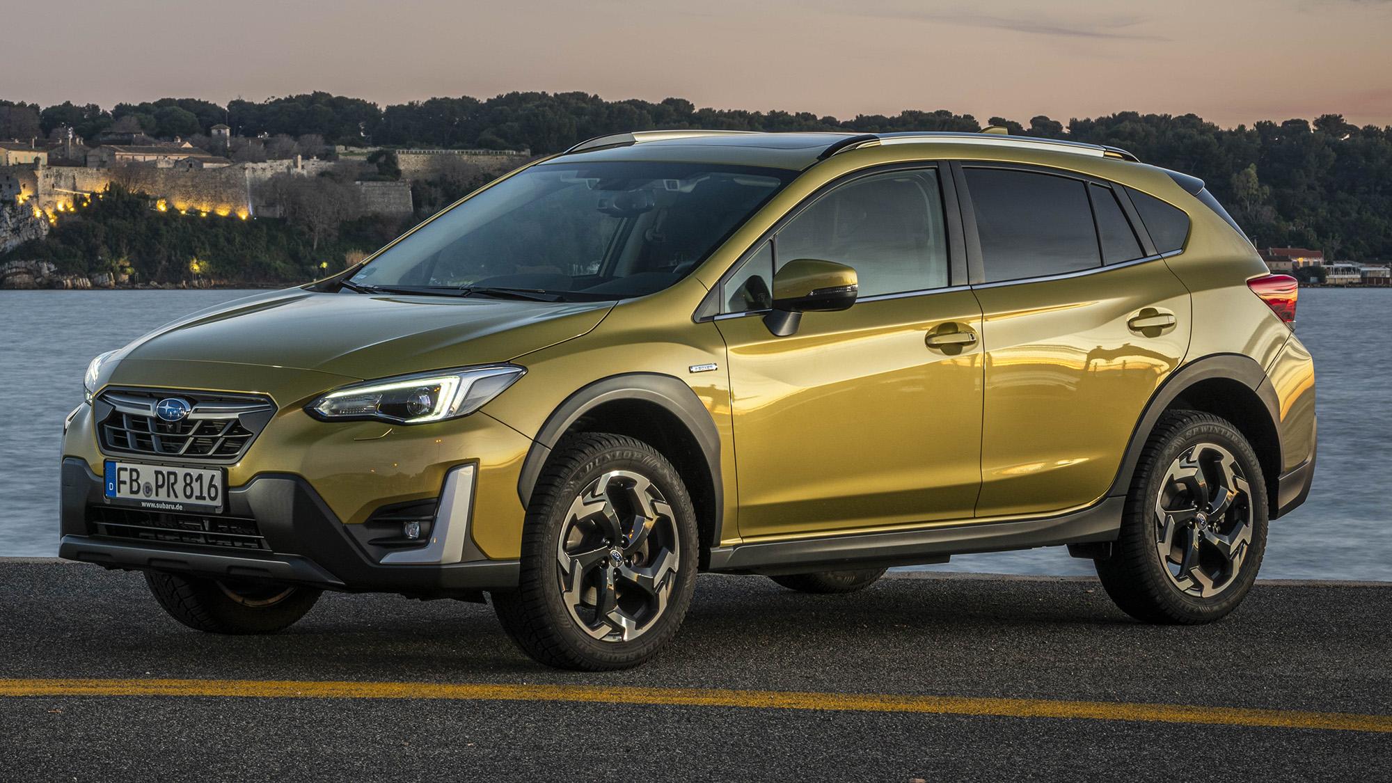 Subaru XV terá câmbio CVT de sete velocidades, tal como o Forester