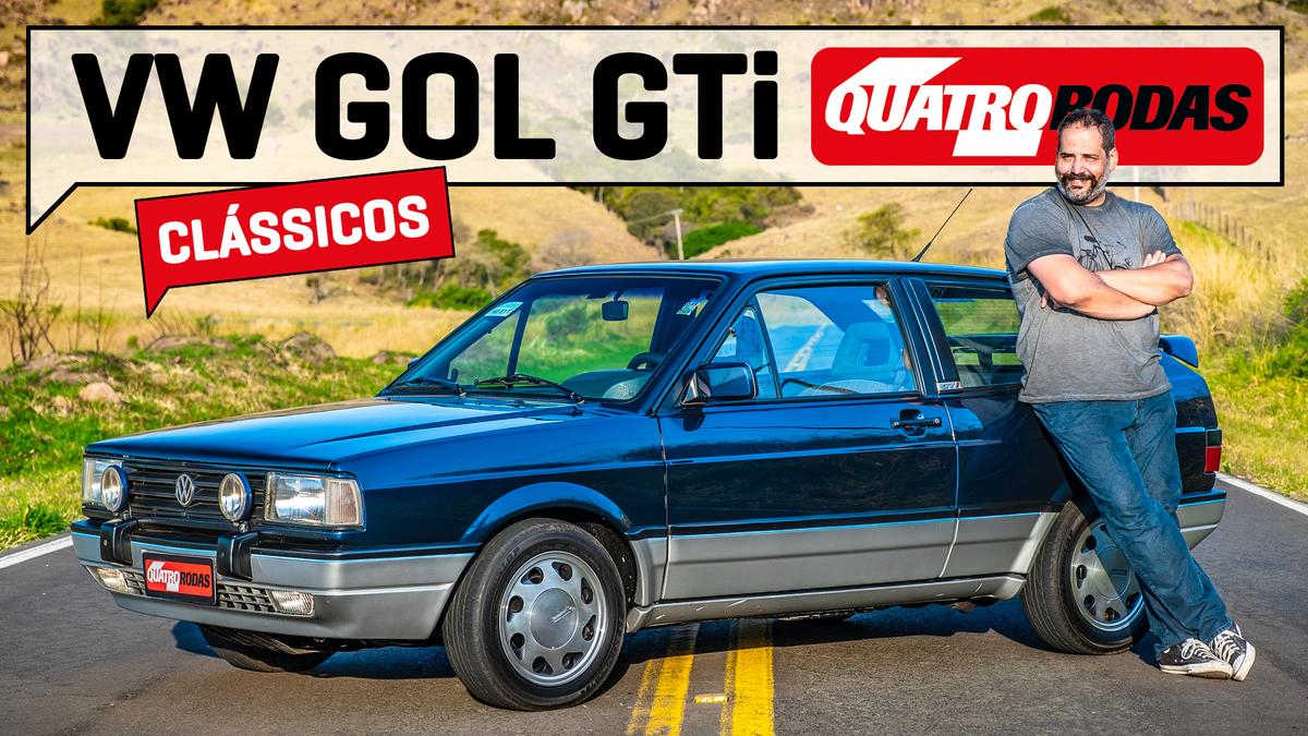 Gol GTi: como primeiro carro nacional com injeção ficou tão valorizado?