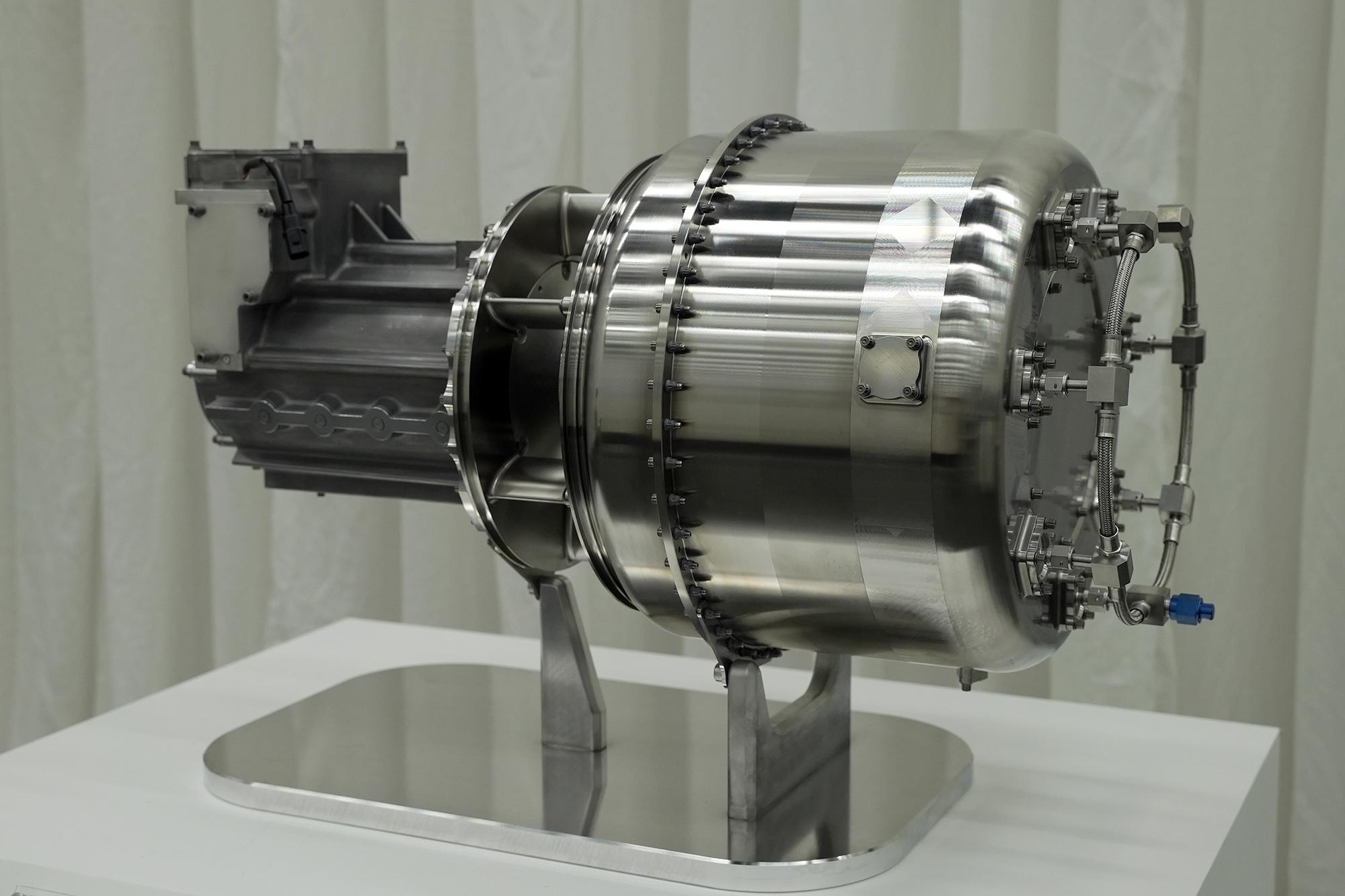 Turbina do eVTOL da Honda