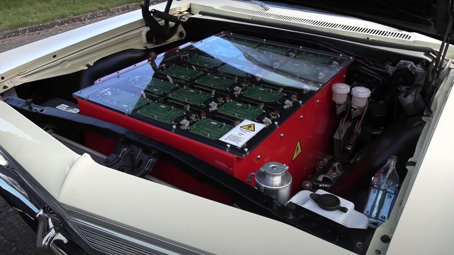 bateria impala tesla