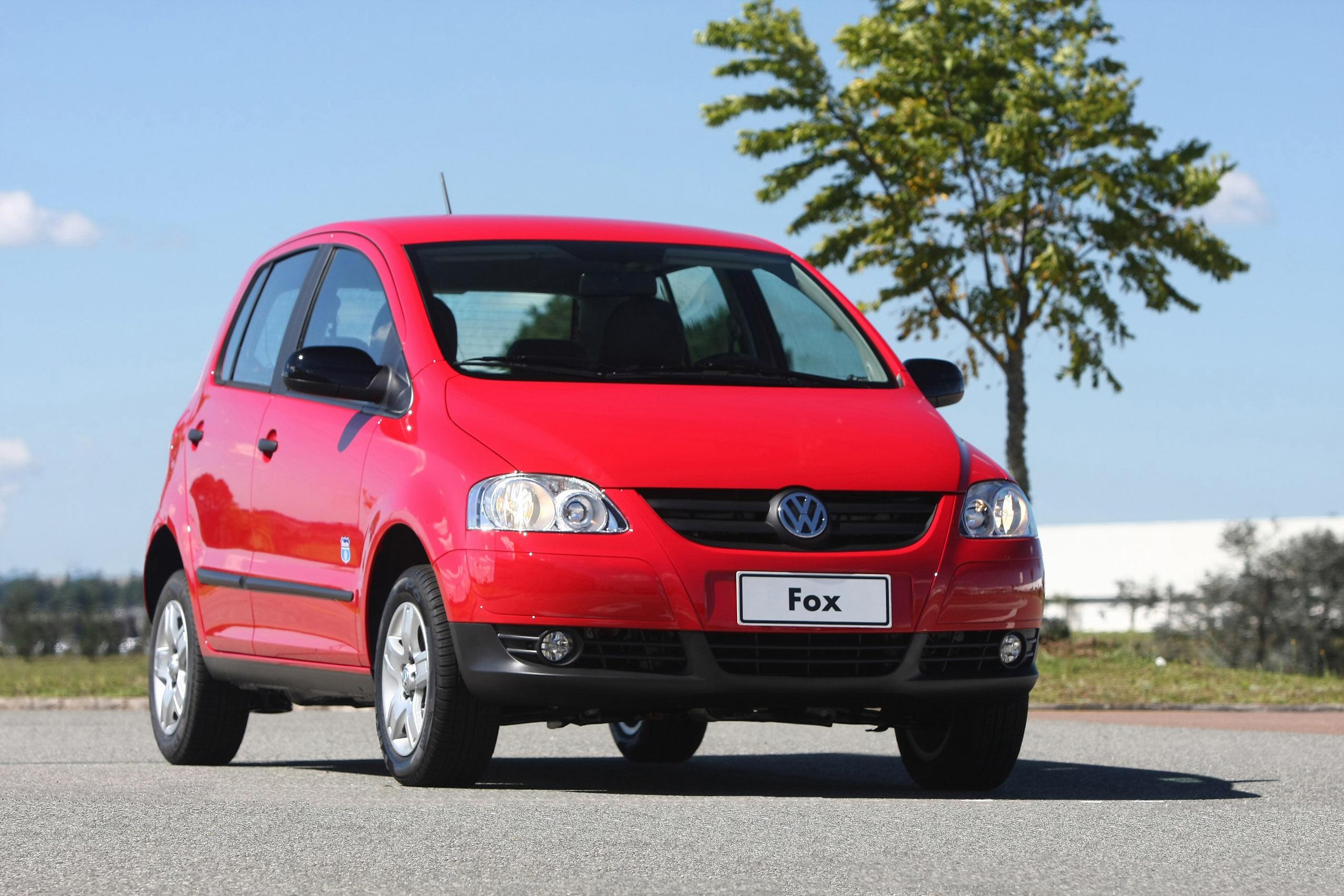 Volkswagen Fox Route 2008
